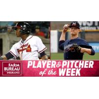 Acuna, Soroka Claim Weekly Honors