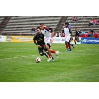 Fury FC Earn Big Road Point in Bethlehem
