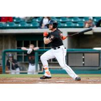 Grizz OF Derek Fisher Named PCL Player of the Week