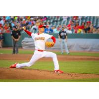 Weaver Named PCL Player of the Month