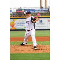 Bailey Throws Five Scoreless Innings in First Rehab Game