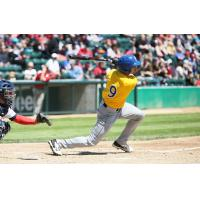 Motl's Big Night Pushes Canaries to Series Win in Cleburne