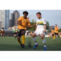 Rowdies Blanked in 2-0 Loss to Pittsburgh