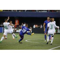 10-Man Miami FC Earns Crucial 2-1 Victory over Cosmos