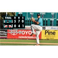 Armendariz Pitches Seven Innings in Shutout Win against Border Cats
