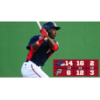 [P-Nats Media] Dash Win Offensive Outburst over Potomac