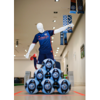 NYCFC Unveils First Ever Pop-Up Retail & Soccer Experience