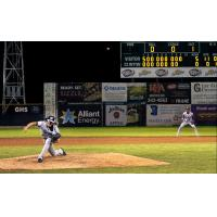 Grey Named Midwest League Pitcher of the Week