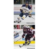 Ice Flyers Add Forwards Shayne Morrissey and Corbin Chapman