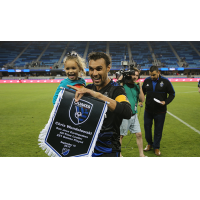 Earthquakes Move into Playoff Position with Win over Houston