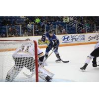 SUBWAY=c2=ae GAME RECAP: SCREAMING EAGLES UPEND SEA DOGS