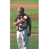 Volcanoes' Jerry Howard Receives Prestigious Honor