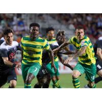 Tampa Bay Rowdies Earn Important Draw on the Road in San Antonio