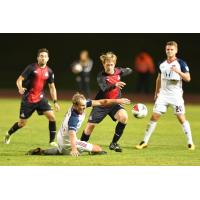 RECAP |Indy Eleven Beaten by San Francisco Deltas on Late, Curling Strike