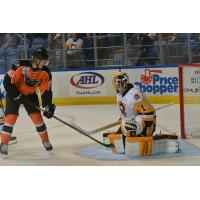Phantoms and Penguins Open Rivalry Series in Northeast Pennslyvania