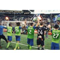 Sounders FC Punches Postseason Ticket with 4-0 Drubbing of FC Dallas