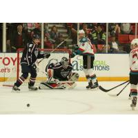 The Tri-City Americans defeated the Kelowna Rockets