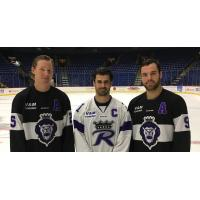 F Derek Whitmore Named Royals Captain
