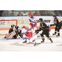 Rangers Fall to Rival Knights on Friday Night