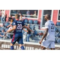 Indy Eleven Splits Fall Results with Puerto Rico FC in 2-1 Loss