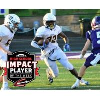 CLEVELAND GLADIATORS: Gladiators Announce High School Impact Player of the Week