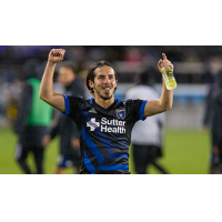Earthquakes Midfielder Jahmir Hyka Nominated for 2017 MLS Fair Play Award and AT&T Goal of the Year