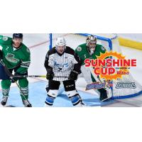 Novak, Dupuy Score for Solar Bears in 4-2 Loss to Everblades