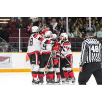 67's Get out to Early Lead, Take Down OHL's Top Team