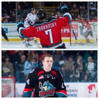 Two Rockets Among 38 WHL Players on November 'Players to Watch' List for 2018 NHL Draft