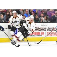 MONSTERS SPEED PAST ADMIRALS