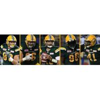 Five Eskimos Named 2017 CFLPA All-Stars