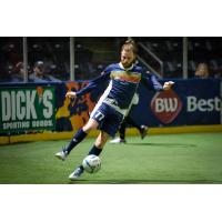 Stars Host First Place San Diego Sockers on Friday Night