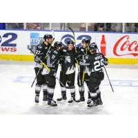 Steelheads Skate Past Grizzlies in Shootout