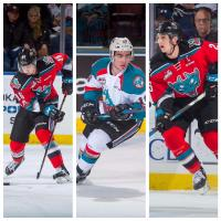 Trio of Rockets Named to Canadian World Junior Invite List