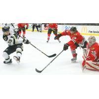 Nailers Earn Two Points