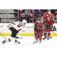 Monsters Storm Back in Third to Top Wild