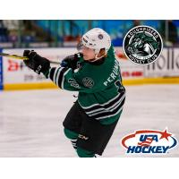 Former Roughriders Defenseman makes final USA World Junior Roster