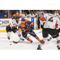 Mavericks Edge Oilers in Low-Scoring Battle