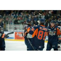 Firebirds Come-From-Behind Three Times to Tie, Suffer Heartbreaking Loss in Final Minute Friday