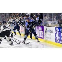 Stampede Improve to 5-0-0 against Fargo with 3-2 Shootout Win