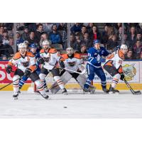 Phantoms Secure Standings Point at Toronto in 2018 Opener