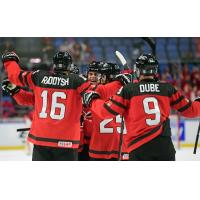 Dube, Foote, Canada Win Gold at World Juniors