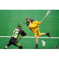 Georgia Swarm Fall 13-9 to Saskatchewan