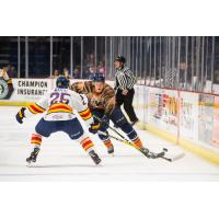 Oilers Earn a Point in Second Straight Shootout Loss