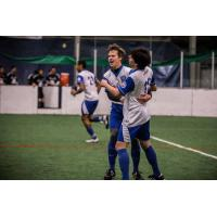 Five Artesians Score in Front of Record Oly Town Crowd