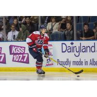 Giants Acquire 20-Year-Old Defenceman Brennan Riddle from Lethbridge