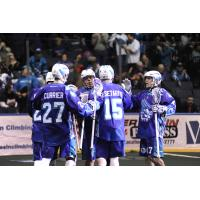 Knighthawks to Take on East Division Foes on Back-To-Back Nights