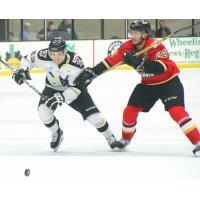 Nailers Throw Down Thunder, 6-3