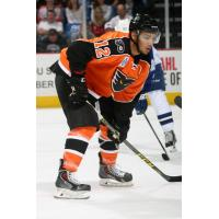 F. Tyrell Goulbourne Recalled by Flyers
