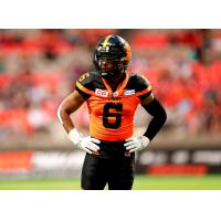 BC Lions Retain T.J. Lee with 2018 Deal